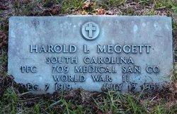 PFC Harold L. Meggett
