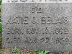 Katie C. <i>Lazarus</i> Belais