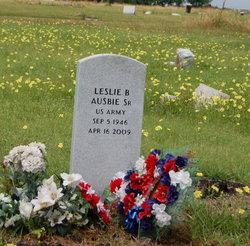 Leslie B Ausbie, Sr