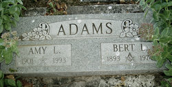 Amy Lucy <i>Winchell</i> Adams