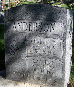Charles A Anderson