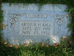 Arthur Henry Ball
