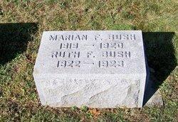 Marian Frances Bush
