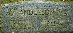 Mabel L. Anderson