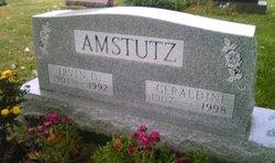 Geraldine <i>Hamlin</i> Amstutz