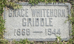Grace <i>Whitehorn</i> Gribble