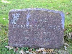 Lavonne Faye Jones