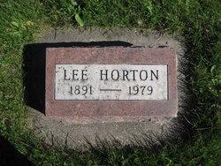 Lee Horton