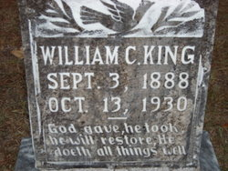 William Claude King