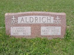 Grace <i>Bertel</i> Aldrich