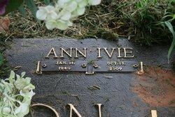 Elizabeth Ann <i>Ivie</i> Blanton
