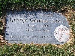 George Gordon Adair