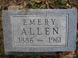 David Emery Allen