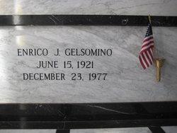 Enrico J. Rick Gelsomino, Sr