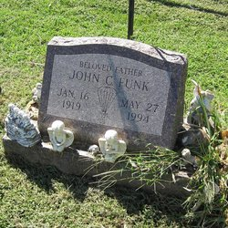 PFC John C. Funk