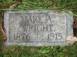 Mary Agnes <i>Driscall</i> Wright