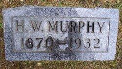 Hugh W Murphy