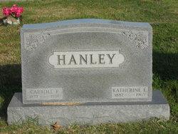 Carroll P. Hanley