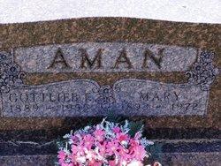 Mary <i>Lehr</i> Aman