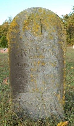 Myrtle Hooe