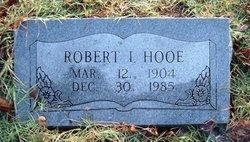 Robert Israel Hooe