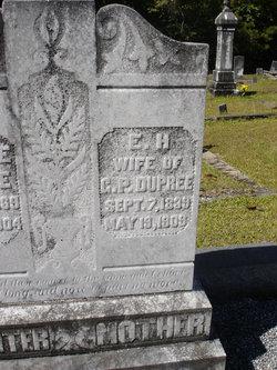 Elizabeth Henrietta <i>Head</i> Dupree