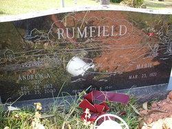 Marie Paw <i>Snow</i> Rumfield