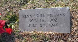Alma Davis <i>Scull</i> Williams
