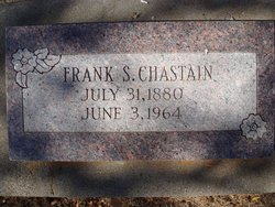 Frank S Chastain