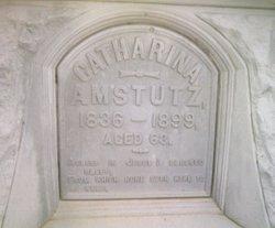 Catharina P. <i>Steiner</i> Amstutz