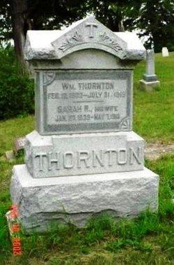 William C Thornton