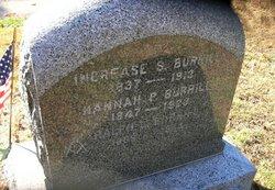 Mary J. <i>Leonard</i> Burrill