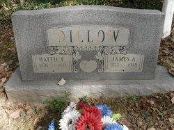 Hattie <i>Evans</i> Dillow
