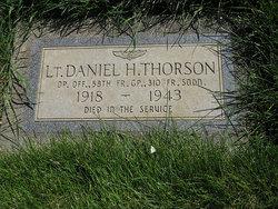 Daniel H Thorson