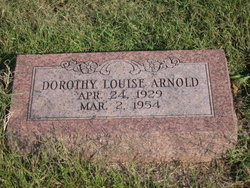 Dorothy Louise Arnold