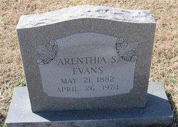 Arenthia Sudie <i>Forrest</i> Evans