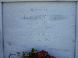 Lewis Andrews, Sr