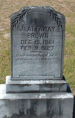 J. Attaway Brown