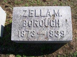 Zella M <i>McClaran</i> Borough