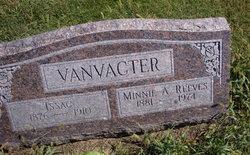 Minnie A <i>Reeves</i> VanVacter