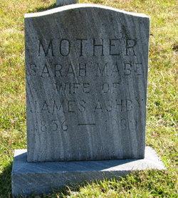Sarah <i>Mabe</i> Ashby
