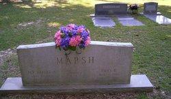 Rev Harold A. Marsh