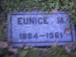 Eunice M. <i>Tracy</i> Burke