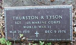Sgt Thurston Ray Tess Tyson