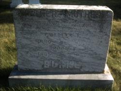 Rhoda Sophia <i>Pinkham</i> Burke