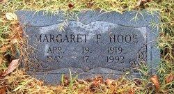 Margaret F Hooe