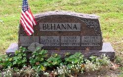 Nellie <i>Biddle</i> Behanna