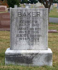 Sarah T. <i>Fisher</i> Baker