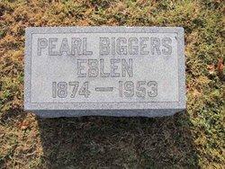 Pearl <i>Biggers</i> Eblen
