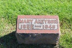Mary Akeyson